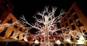 Foresta Luminosa Luci D'Artista Salerno